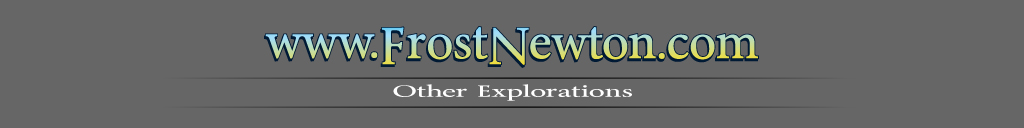 Frost Newton's Other art explorations page banner